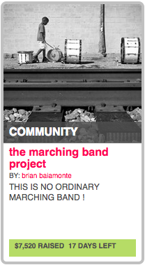 marching band project